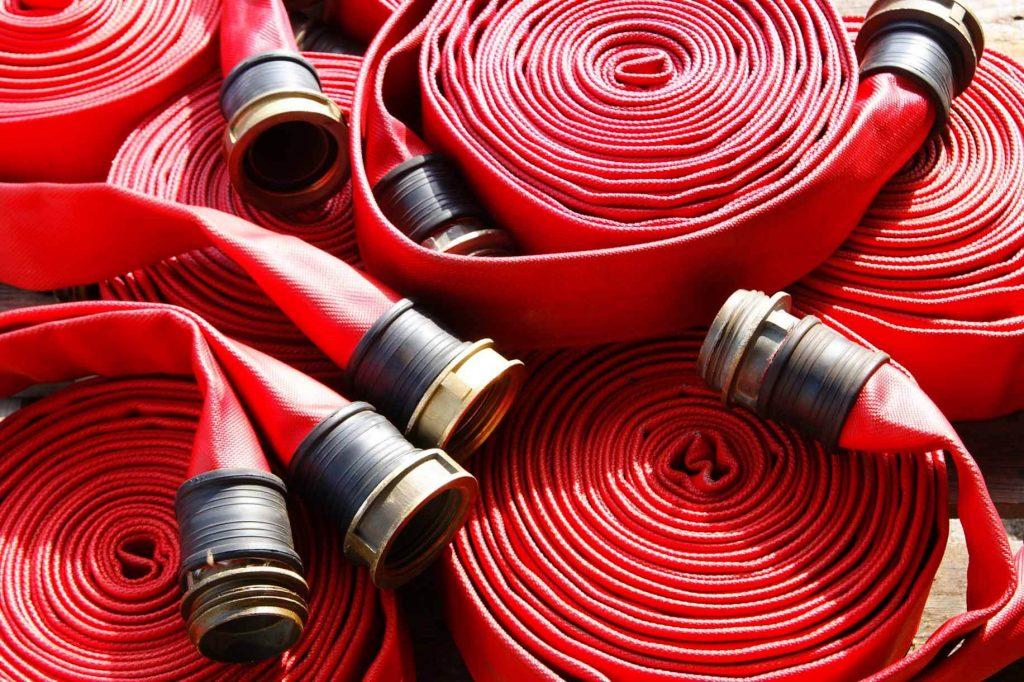 manichette idranti antincendio